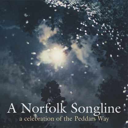 A Norfolk Songline cd cover